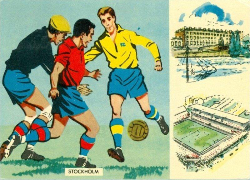 1958 CPM Stockholm