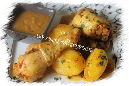 Bouillabaisse de poulet 1