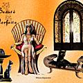 La femme égyptienne création minouchapassion