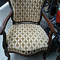 Fauteuil classic chic