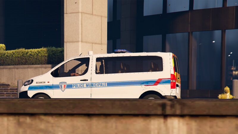 Police municipale Besançon 1