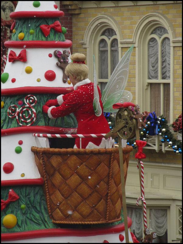 Parade de Noël deuxième passage dimanche (34)