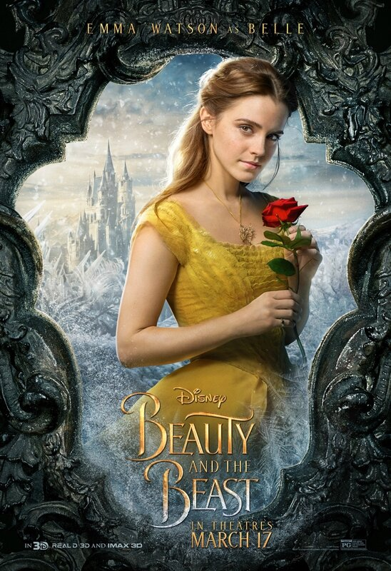 Emma Watson_Belle_Beauty and The Beast