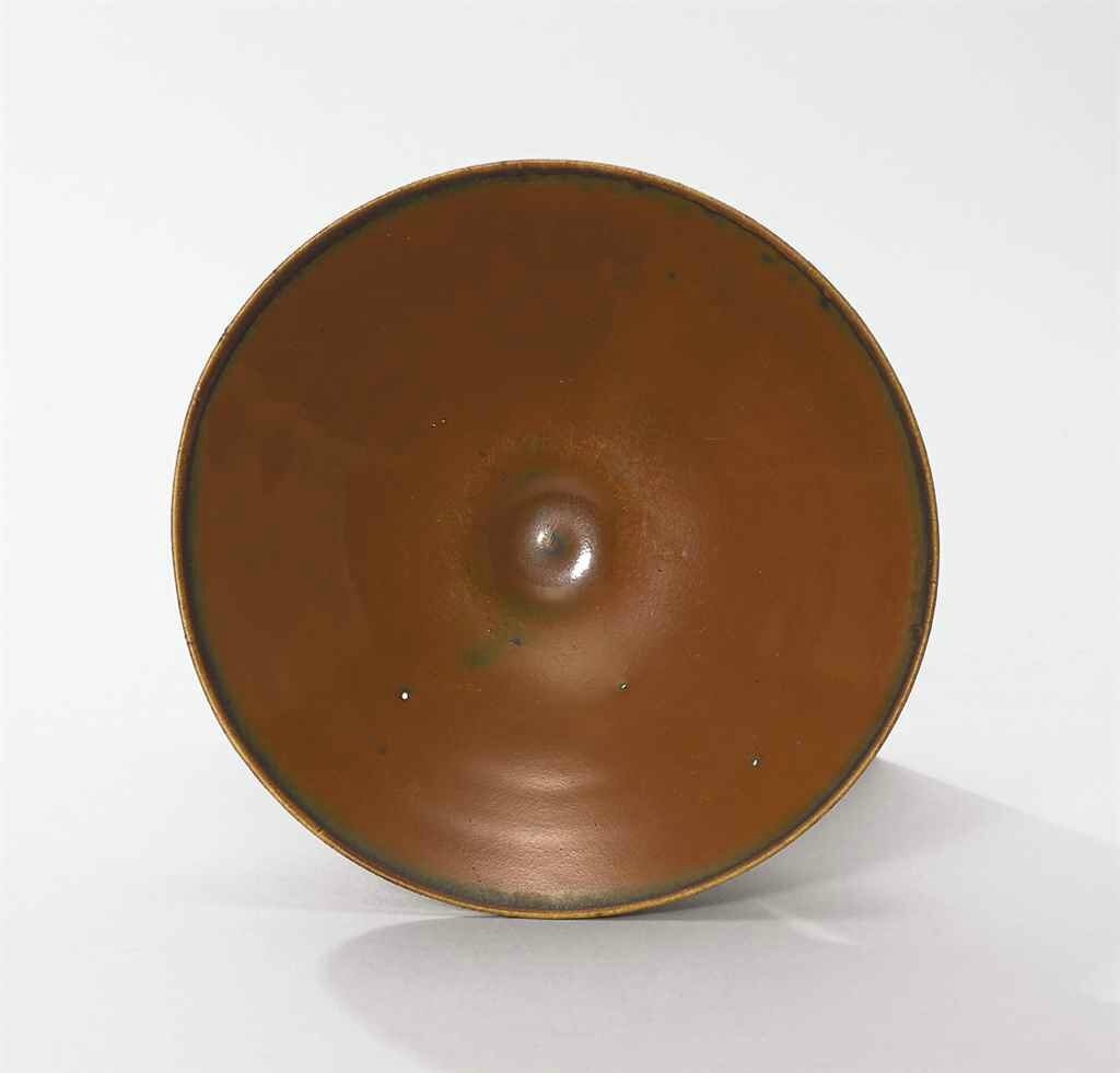 A persimmon-glazed conical bowl, Northern Song dynasty (960-1127)