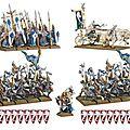 Warhammer fantasy battle - l'histoire sans fin...