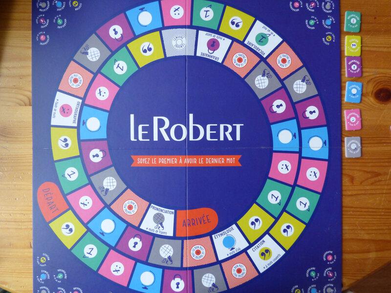Grand jeu Le Robert de la langue française (5)