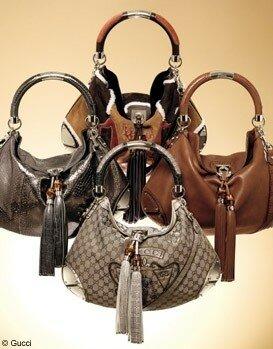 le sac Indy de Gucci se décline en quatre versions pour l hiver 2007 ... c8421495808