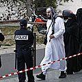 Nantes : provocations de lies hebbadj devant le tribunal