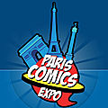 Paris-comics-expo 2 - les bloggers et l'ambiance