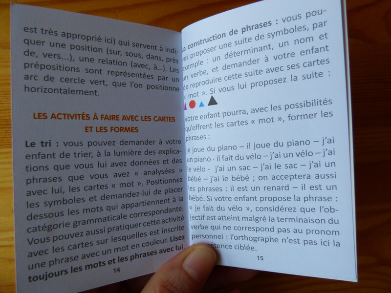 Mon petit coffret Montessori pour comprendre la grammaire (2)