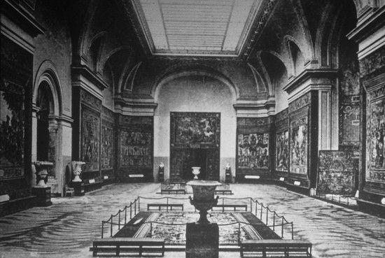 Grand Palais Salon d'honneur 1900