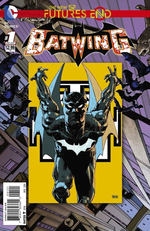 futures end batwing