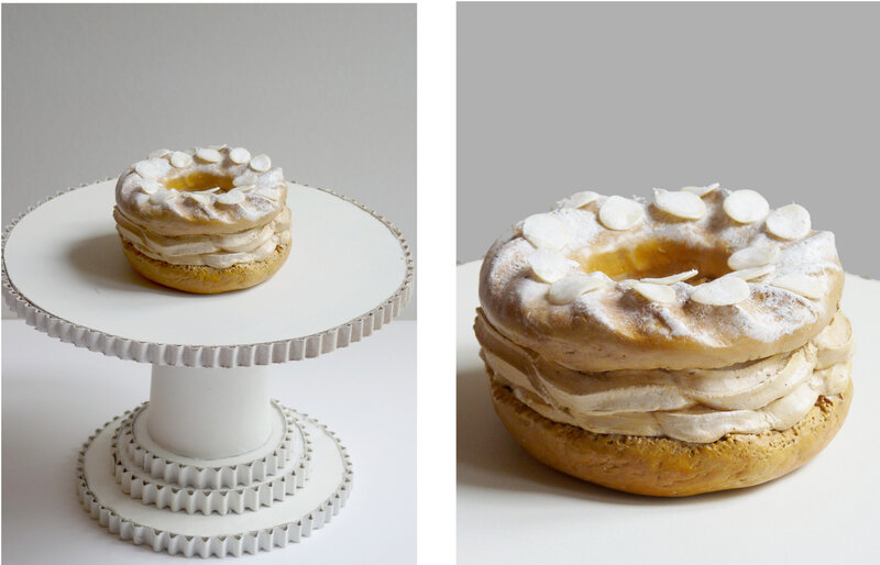 Paris Brest,, vitrines Les Rêveries, Toulouse