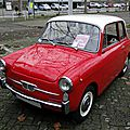 Autobianchi bianchina berlina-1968