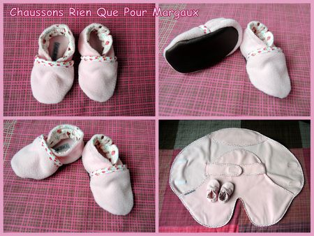 chaussons Margaux