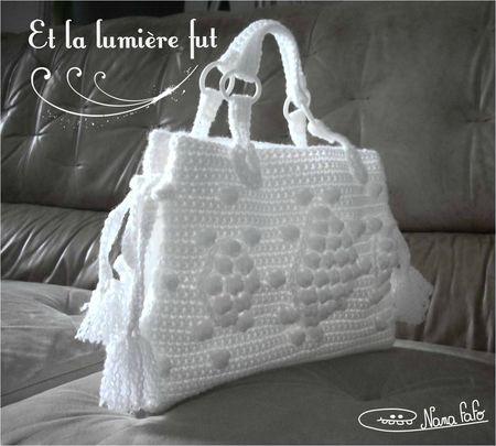 Sac GD Blanc D13 nf