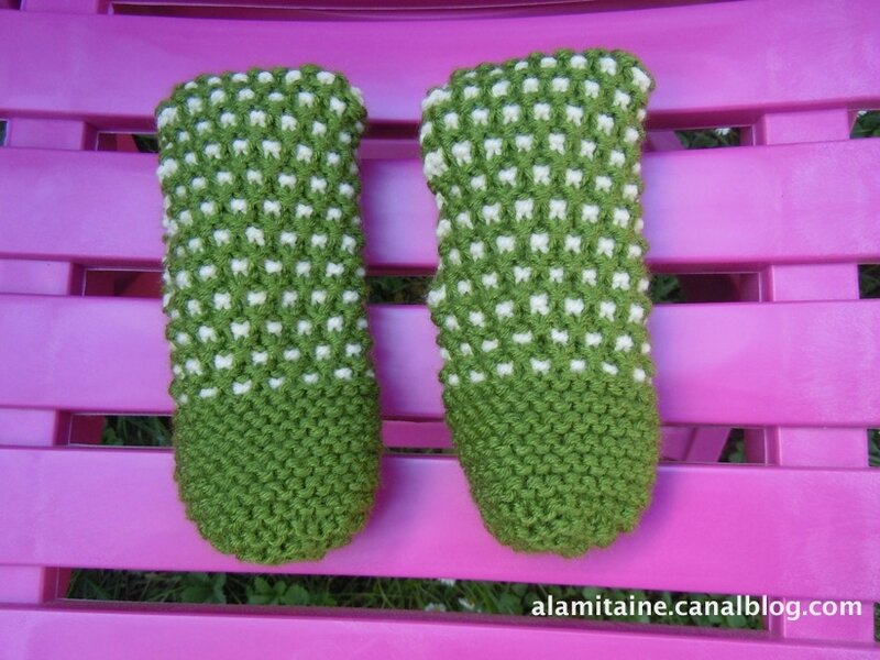 chaussons quebec30