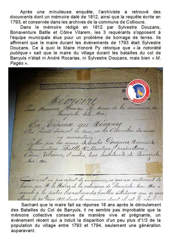 3) André Rocarias n'a jamais été Maire - Page 9