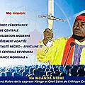 Kongo dieto 3345 : les tribus de l'afrique centrale !