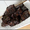 Brownie au speculoos (sans plv)