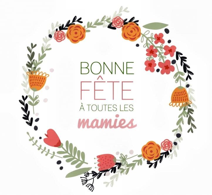 Fête des MAMIES 3 mars 2019