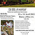 Du réel en miniature salon du modélisme de butry sur oise les 13 & 14 avril 2013