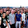 Mr gay europe 2013 - photo souvenir sur les toits de prague
