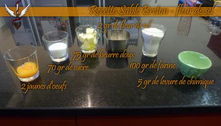 recette fleur de sel