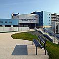 Agression à l'arme blanche à l'hôpital pierre-oudot de bourgoin-jallieu