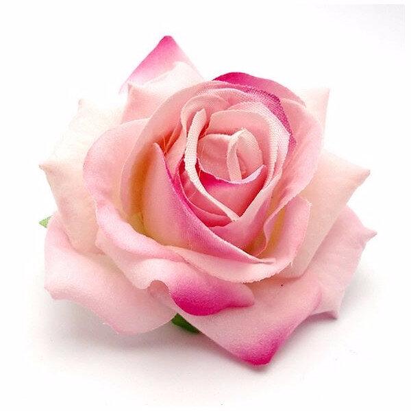 fleur-coiffure-mariage-rose-romantic