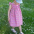 La petite robe rose #1