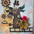 Challenge steampunk pour scrap sanctuary