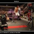 2007 - Jonaz - à TV 35 (Rennes) © Hervé Leteneur