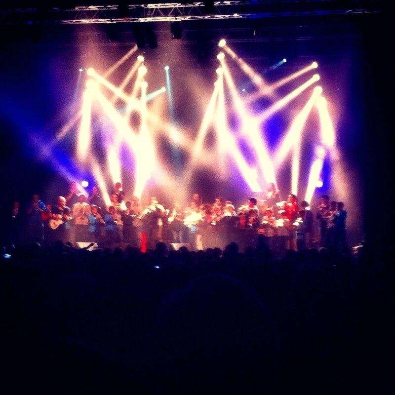 Orthez, concert Ibrahim Maalouf