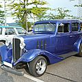 Chevrolet master eagle 4door sedan custom 1933