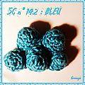 ° sc n°142 :bleu & abécédaire : lettre v °