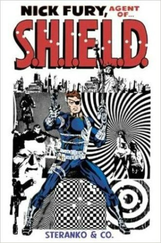 nick fury agent of shield TP
