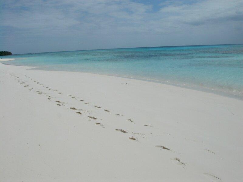 Un pas de plus vers la plénitude ( Nouvelle Calédonie)
