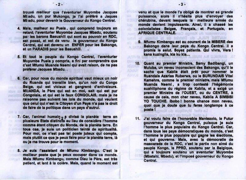 MAITRE FULA LE FUTUR GOUVERNEUR DU KONGO CENTRAL b