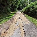 Route de JAUTAN après l'orage juillet 2018 (5)