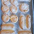 ...biscuits cuillère...