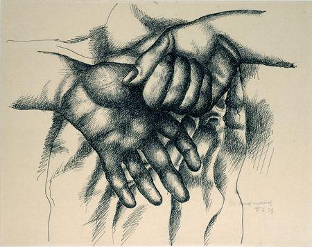 Fernand_L_ger__Les_deux_mains__1933