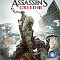 Test de assassin's creed iii - jeu video giga france