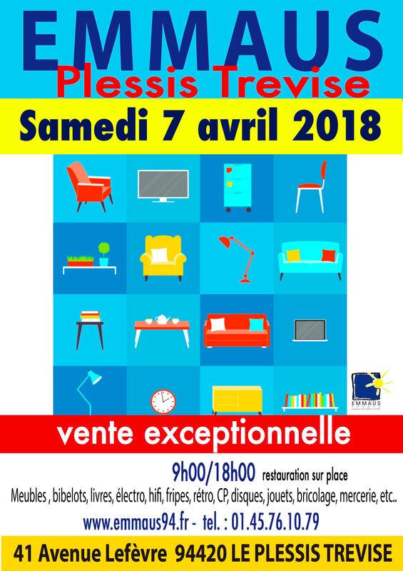 AFFICHE TEMP VE 7 AVRIL 2018