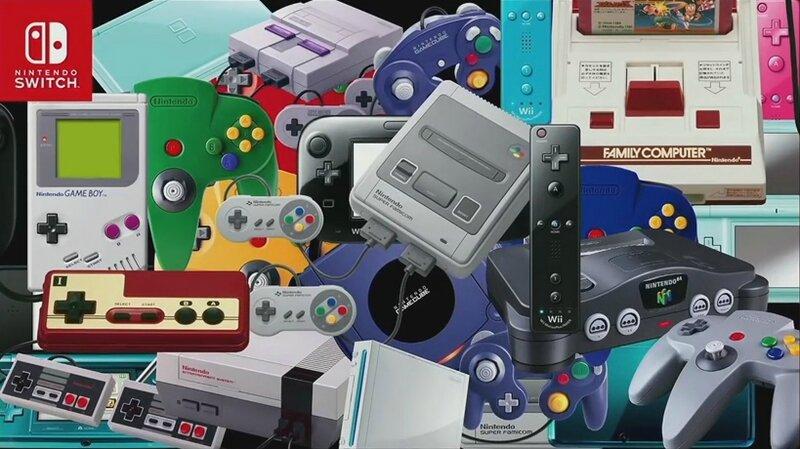 Nintendo - Montage Moche
