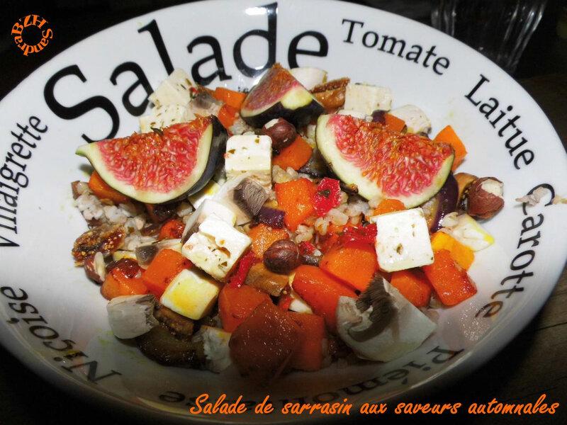 0912 Salade de sarrasin aux saveurs automnales Couv