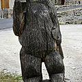 28_Les Estrets_sculpture ours
