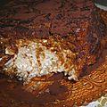 Dessert aux noix/amandes speculoos & kirsch