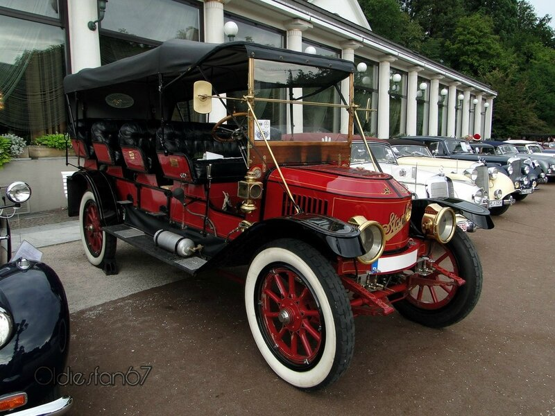 Stanley Steamer Model 810 Mountain Wagon 1913 a