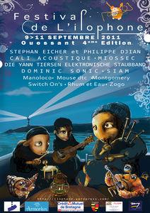 Le Festival de L'îlophone, sur l'île d'Ouessant